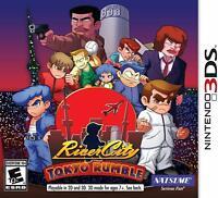 River City: Tokyo Rumble (Nintendo 3DS, 2016)