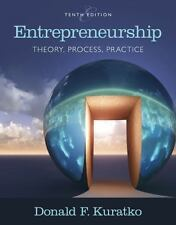 Entrepreneurship : Theory, Process, and Practice (BRAND NEW US HARDCOVER 10/E)
