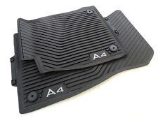 Audi A4 (8w) alfombrillas de goma /allwetterfussmatten /alfombrillas