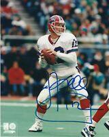 Jim Kelly Signed Autographed 8 x 10 Photo ( BILLS HOF ) REPRINT