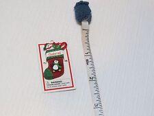 Itsy Bitsy Stocking Ornament name Gabriel MINI Ganz personalized Christmas gift