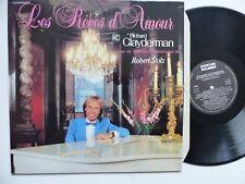 LP RICHARD CLAYDERMAN Les reves d amour  ROBERT STOLZ  700080  RRT