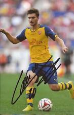 Arsenal: Jon Toral firmado 6x4 foto de acción + certificado De Autenticidad