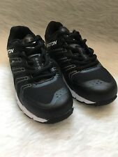 c245ed9ec Easton New Boys Fortify Youth Turf Baseball Trainers Shoes Size 3.5 Youth  Black