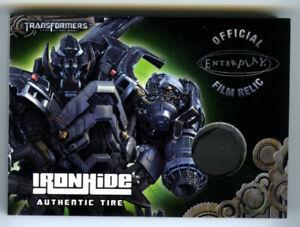 Breygent 2013 Transformers Optimum TP1 GMC Topkick Tire Piece Relic - Ironhide
