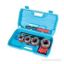 Coffret de filières de plombier, 13,19,25 et 32mm  ( EN STOCK )