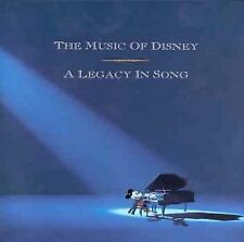 Disney THE MUSIC OF DISNEY: A Legacy in Song ~ Disc One CD ONLY Used