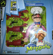 Muppets Palisades Swedish Chef & Lobster Banditos- San Diego Comic Con Exclusive