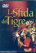 La sfida del tigre (1986) DVD NUOVO SIGILLATO Rex Harrison (Ninja) Bruce Le