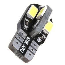 2 pcs T10 194 168 W5W 5730 8 SMD 12V Side position lights for car crib Park J6R4