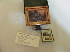 "Thomas Kinkade Night Light ""Julianne's Cottage"" in original box"