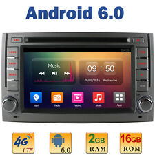 2GB RAM 4G Android 6.0 Car DVD Player Radio For Hyundai H1 Grand Starex 2007-15