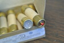 BOX of 10 / BUSS MIN3 INDICATING FUSE / 3A / 250V / NEW SURPLUS / MIN-3