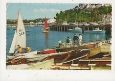 Torquay Harbour The Slipway Postcard 921a
