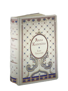 ❤️ANNA KARENINA  Leather Bound Collectible Edition Book Brand New