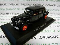 TRA29 voiture 1/43 atlas traction NOREV :  traction 11B Familiale 1938
