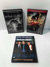 Pitch Black Xxx Boiler Room Vin Diesel Dvd Lot Fast Free Shipping