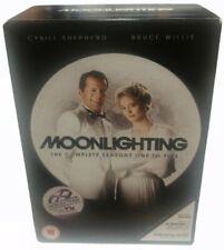 Moonlighting Complete Seasons 1-5 DVD (18 Disc Box Set) Series 1 2 3 4 5