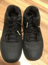 Nike Air Jordan XXXI 31 Low Black Gold Basketball Shoes Size 7y