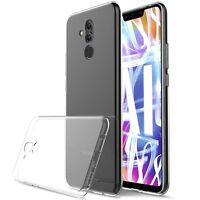 For Huawei Mate 20 Lite Case Transparent Clear Silicone Slim Gel Cover