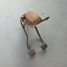 62 63 64 65 CHEVROLET CHEVY II NOVA CLUTCH AND BRAKE PEDAL SET WITH DASH BRACKET