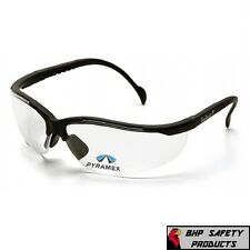 Pyramex Venture 2 Reader Safety Glasses Clear Lens With Rx Bifocal Reading Glass