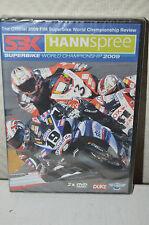 DVD SUPERBIKE WORLD CHAMPION SHIP 2009 CHAMPIONNAT MONDE FILM LANGUE  UK NEUF