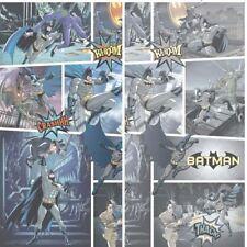 JUSTICE LEAGUE OFFICIAL SUPERHERO BATMAN COMIC BOOK WALLPAPER BT9001-1