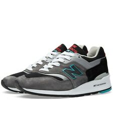NEW BALANCE 997 ROCKABILLY M997CGB GREY Black Silver Made in USA Kith Fieg 10.5