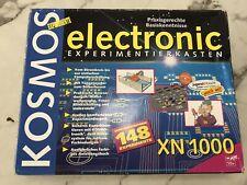 Kosmos Electronic Experimentier Kasten XN 1000 Ohne Drehknopf