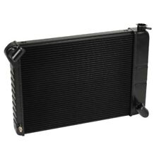 C2 C3 Corvette 1966-1968 Direct Fit Aluminum Radiator - Manual Transmission