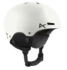 Burton Anon Raider White Ski and Snowboard Helmet SIZE LARGE 58-63