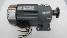 DSK GEARED MOTOR FT0200-04B 220V 1.3A 1700RPM