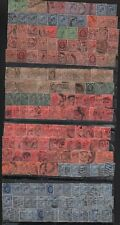 Great Britain 1912-1936 Lot X 280 King George V For Postmarks & Shades