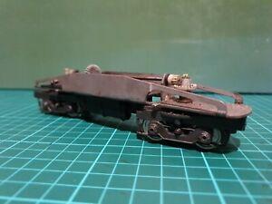 Diesel Underframe, Motor And Wheel Set. Ho Scale