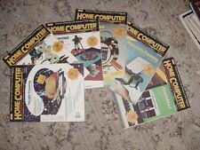 C64 Ti99 Amiga Home Computer Magazines Vintage 1980s Collectible Nice!