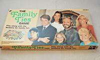 Vintage 1987 The Family Ties Board Game COMPLETE Michael J Fox Applestreet