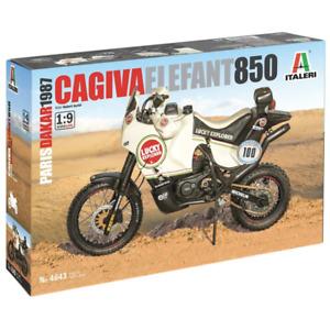 ITALERI 1/9 Cagiva Elefant 850 Paris-Dakar 1987 Super Decal