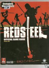 Red Steel : Prima Official Game Guide by Prima Games Staff (2006, Paperback)