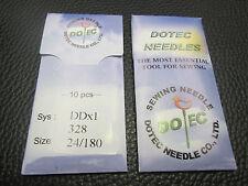 Singer 132K6 Needles 216X1 Size 24/180 1 pack 10 needle