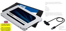 SSD installation kit for Mac/Macbook HDD/System Upgrade Repair. Bootable system.