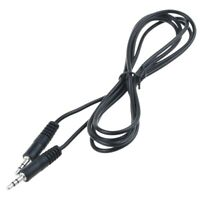 """3.5mm 1/8"""" Audio Cable AUX-In Cord for Amazon Echo Dot Tap Speaker PSU Charger"""