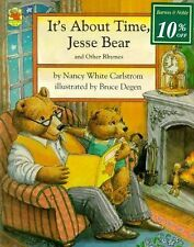 It's About Time, Jesse Bear: And Other Rhymes