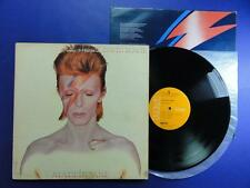 DAVID BOWIE  ALADDIN SANE UK/CANADA orig Lp VG