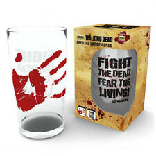 The Walking Dead - Large Glass (FTD) - GIFT