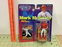 Starting Lineup 1999 Mark McGwire Home Run Record Breaker, FREE ship
