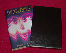 Borderlands 2 (H/C book with DJ and slipcase) - signed by ALL 22 contributors