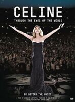 CELINE DION - THROUGH THE EYES OF THE WORLD All Region NTSC DVD *NEW*