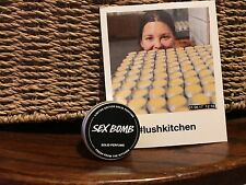 LUSH UK KITCHEN Sex Bomb Solid Perfume SOLD OUT IN KITCHEN