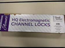 handy quilter electromagnet channel locks for sweet 16 and advante'